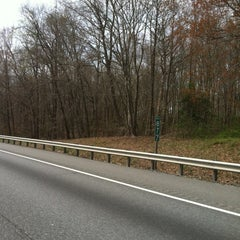 Photo taken at I-95 (Northeast Maryland) by Margo P. on 3/23/2012