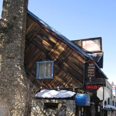 Photo taken at Rojo's Bar Tahoe by LakeTahoes A. on 4/19/2012