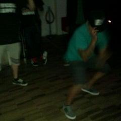 Photo taken at Corbu Lounge by Emily K. on 7/12/2012