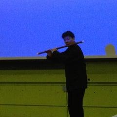 Photo taken at UCLA Perloff Hall by Yan S. on 3/10/2012
