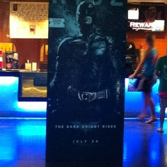 Photo taken at Carmike Cinemas by Nathan on 7/28/2012