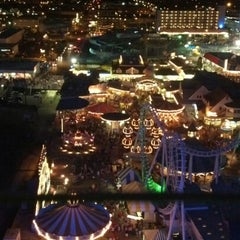 Photo taken at Morey's Piers and Beachfront Waterparks by Erika H. on 7/22/2012