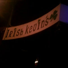 Photo taken at Irish Kevin's by Ronnie C. on 2/4/2012