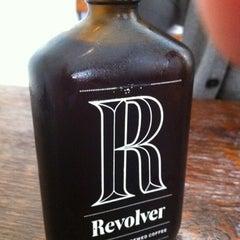 Photo taken at Revolver by kari k. on 8/11/2012