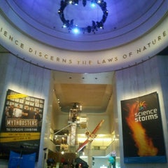 Photo taken at Museum of Science and Industry by Lisa W. on 7/7/2012