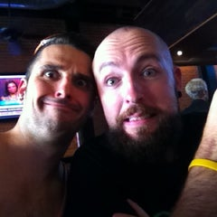 Photo taken at Cadillac Pizza Pub by Brian P. on 8/3/2012