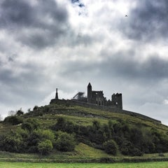 Photo taken at Rock of Cashel by Darja S. on 5/4/2012