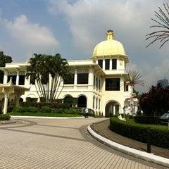 Photo taken at Istana Negara (National Palace) by Yoko Y. on 5/23/2012