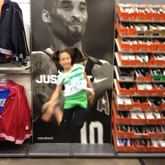 Photo taken at Nike Factory Store by 'Johnson Rualo H. on 6/15/2012