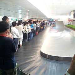 Photo taken at 臺灣桃園國際機場第二航廈 Taiwan Taoyuan International Airport Terminal 2 by Po-chiang C. on 6/22/2012