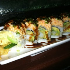 Photo taken at Banbu Sushi Bar & Grill by Mariese D. on 2/16/2012