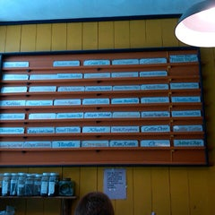 Photo taken at Christina's Homemade Ice Cream by Ben K. on 8/27/2012