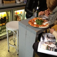 Photo taken at De Pizzabakkers by Tjandra B. on 5/17/2012