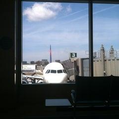 Photo taken at Gate 2 by Ben F. on 3/28/2012