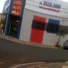 Photo taken at Jornal Cidade de Rio Claro by Neto F. on 3/12/2012
