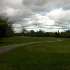 Photo taken at Deerfield Golf Club by Ji-Hoon H. on 4/16/2012