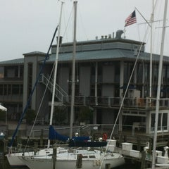Photo taken at Annapolis Yacht Club by Deborah M. on 5/4/2012