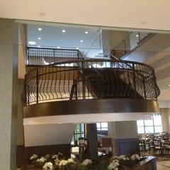 Photo taken at Hilton Garden Inn by Emmett K. on 6/10/2012