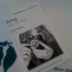 Photo taken at Starbucks by HIROMI S. on 6/2/2012