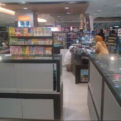 Photo taken at Gramedia by Areta J. on 7/30/2012