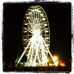 Photo taken at Isle of Wight Festival by Miles T. on 6/24/2012
