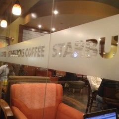 Photo taken at Starbucks Coffee by M Q. on 6/6/2012