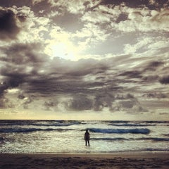Photo taken at Surfers Paradise by Peter on 3/3/2012