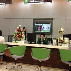 Photo taken at ธนาคารกสิกรไทย (KASIKORNBANK) by Jib Siriwan on 3/19/2012