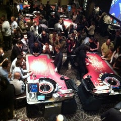 Photo taken at The Casino at The Empire by Lingzi S. on 3/17/2012