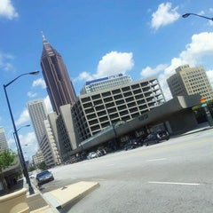 Photo taken at MARTA - Civic Center Station by Brian C on 7/22/2012