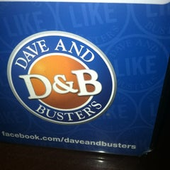 Photo taken at Dave & Buster's by Sean G. on 3/8/2012