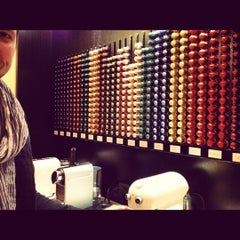Photo taken at Бутик Nespresso by Elina R. on 8/18/2012