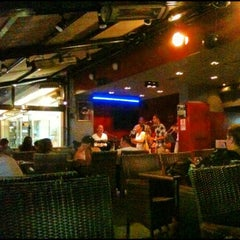Photo taken at Pasific Beer by Murat T. on 7/24/2012
