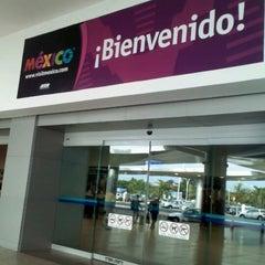 Photo taken at Aeropuerto Internacional de Mérida (MID) by Cecy H. on 7/19/2012
