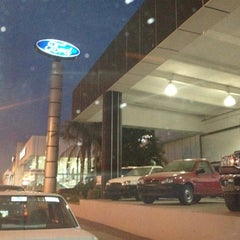 Photo taken at Ford Veracruz by jose luis r. on 2/17/2012