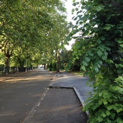 Photo taken at Fulham Palace Gardens by Daniel B. on 7/29/2012
