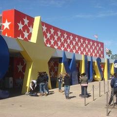 Photo taken at Disney's All-Star Music Resort by Torsten W. on 2/14/2012