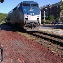 Photo taken at Amtrak Station (KWD) by Bryan E. on 9/8/2012