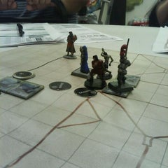 Photo taken at Asgard Games by Federico S. on 2/2/2012