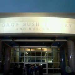 Photo taken at George Bush Presidential Library and Museum by BriAnne P. on 2/28/2012