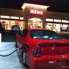 Photo taken at Wawa by J.Webber on 8/18/2012