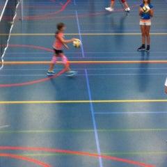 Photo taken at International School of Amsterdam by Eugene B. on 8/30/2012