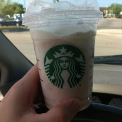 Photo taken at Starbucks by Libby B. on 7/23/2012