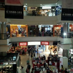 Photo taken at Century Square by Francis G. on 5/9/2012
