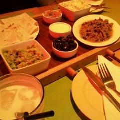 Photo taken at Ecléctico Bar & Restaurant by Sebastian A. on 7/22/2012