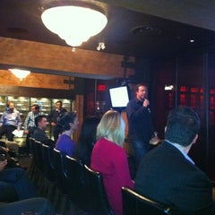 Photo taken at Earls by Lindsay S. on 3/14/2012