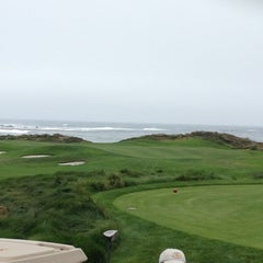 Photo taken at Spanish Bay Golf Course by Dan M. on 8/10/2012