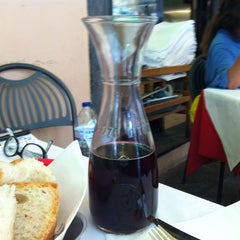Photo taken at Trattoria Pizzeria Toscana by Dmitriy D. on 9/2/2012