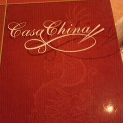 Photo taken at Restaurant Casa China by Mónica C. on 4/29/2012