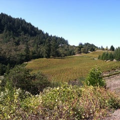 Photo taken at Andolsen Vineyards by Devin A. on 5/27/2012